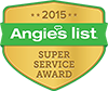 JK Roofing Fort Lauderdale, receives Angie's List Super Service Awards